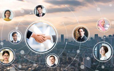 L'organisation en mode réseau : Efficace à condition de changer notre façon d'être en relation
